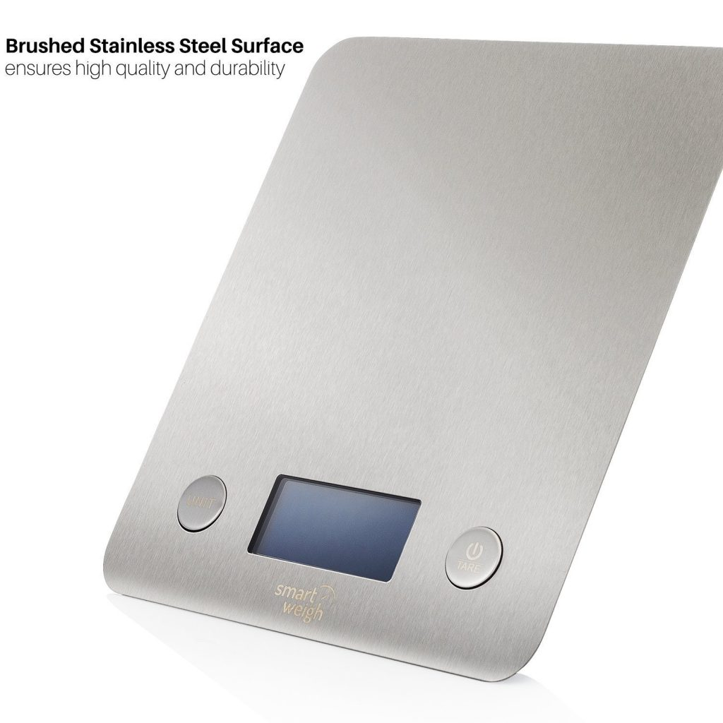 Bascula digital Smart Weigh